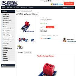 Analog Voltage Sensor