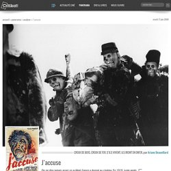 J'accuse, un film de Abel Gance