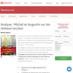 Analyse : Michel et Augustin sur les réseaux sociaux