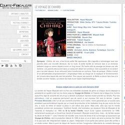 Analyse : Le Voyage De Chihiro (Hayao Miyazaki)