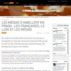 Analyse : Les Françaises, le luxe et les médias