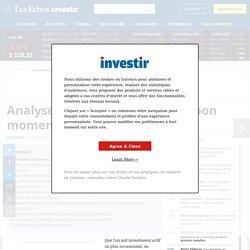Analyse graphique : trouvez le bon moment pour agir en Bourse