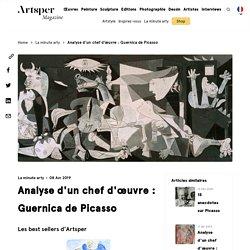 Analyse d'un chef d'oeuvre : Guernica de Picasso
