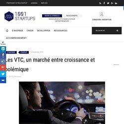 Analyse du marché des VTC en France