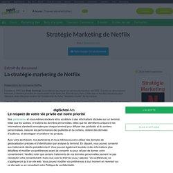 Analyse marketing de Netflix