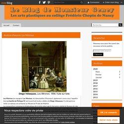 Analyse d'oeuvre: Les Ménines - le blog de monsieur geney