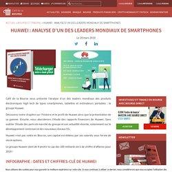 Huawei : analyse d'un des leaders mondiaux de smartphones