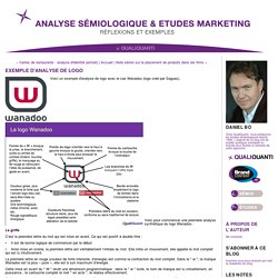 Analyse sémiologique & Etudes marketing: Exemple d'analyse de logo