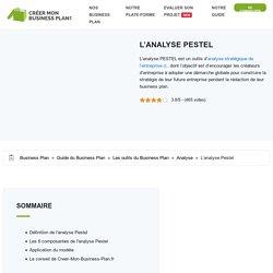 Analyse PESTEL : outils d'analyse stratégique de l'entreprise
