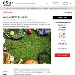 Analyse SWOT Decathlon