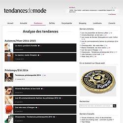 Cahiers de tendance pearltrees - Analyse des tendances ...