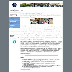 Groupe d'Analyse et de Théorie Economique Lyon St Etienne - Vote