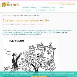 Analyser une caricature en classe de Français Langue Etrangère