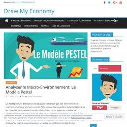 Analyser le Macro-Environnement: Le Modèle Pestel - Draw My Economy