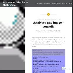 Patrimoine, Histoire et Multimédia