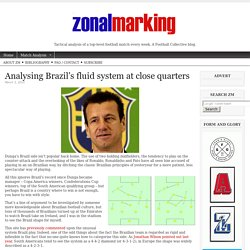 Analysing Brazil's fluid system at close quarters