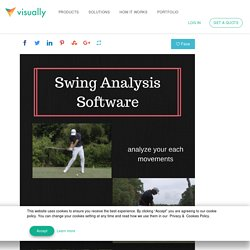 Swing Analysis Software- Enhance Your Golf Swings