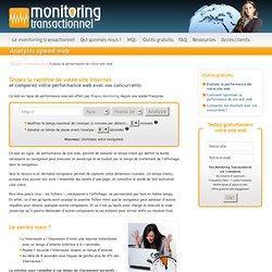 Evaluez la performance de votre site web