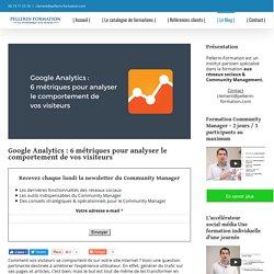 Google Analytics: 6 métriques pour analyser le comportement de vos visiteurs