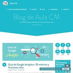 Guía de Google Analytics: 35 métricas y funciones clave