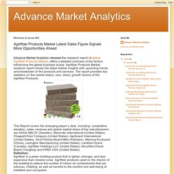 Advance Market Analytics: Agrifiber Products Market Latest Sales Figure Signals More Opportunities Ahead