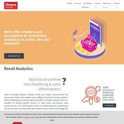 Retail Analytics Services