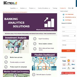 Banking Analytics Solutions