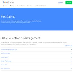Web Analytics Tools, Event Tracking & More