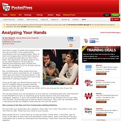 Analyzing Your Hands