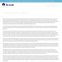 Ananda Devi : « Mina » (Texte inédit) - Île en Île