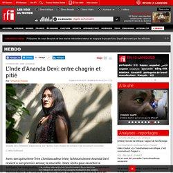 "Présentation de ""L'Ambassadeur triste"" d'Ananda Devi - RFI"
