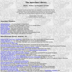 the Anarchist Library