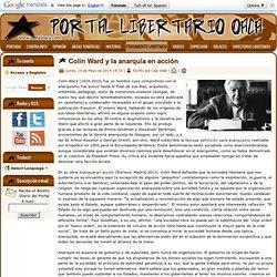 Colin Ward y la anarquía en acción