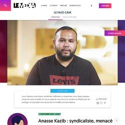 3 septembre 2020 - 8H00 Anasse Kazib : syndicaliste, menacé de mort par les fachos