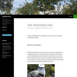 The 'Anastasia' Hive