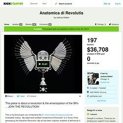 (en) Harker sur Kickstarter