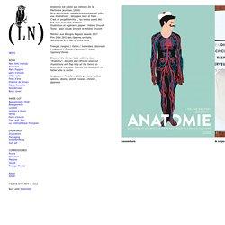 Anatomie : Helene Druvert