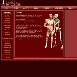 Anatomy Arcade - Students