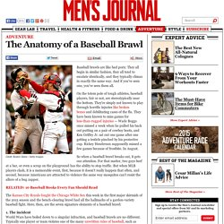 The Anatomy of a Baseball Brawl - MensJournal.com
