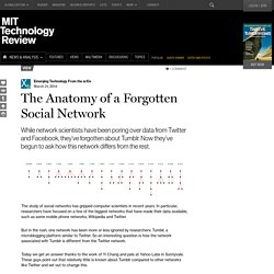 The Anatomy of a Forgotten Social Network