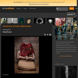 Anatomy of False Memories - Photographs by Vanja Bucan