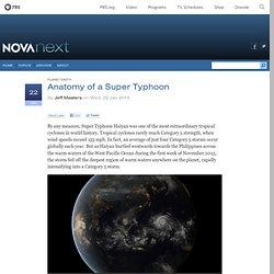 Anatomy of a Super Typhoon — NOVA Next