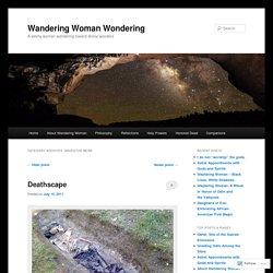 Wandering Woman Wondering