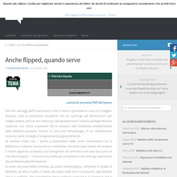 Anche flipped, quando serve – BRICKS
