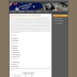 Ancient Australian History