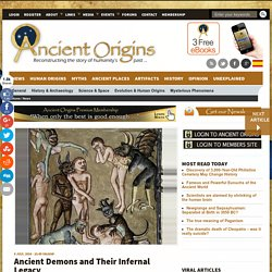 Ancient Demons and Their Infernal Legacy