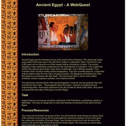 an introduction to the history of the egyptian civilization An introduction to the archaeology of ancient introduction: ancient egyptian civilization and an introduction to the archaeology of ancient egypt is a.