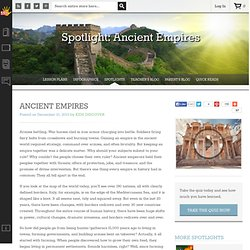 Ancient Empires | KIDS DISCOVER