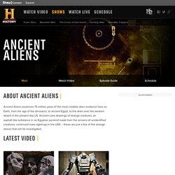 Bio — Ancient Aliens — History.com