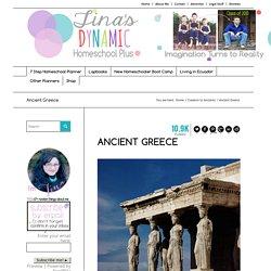 Ancient Greece Lapbook & Unit Study